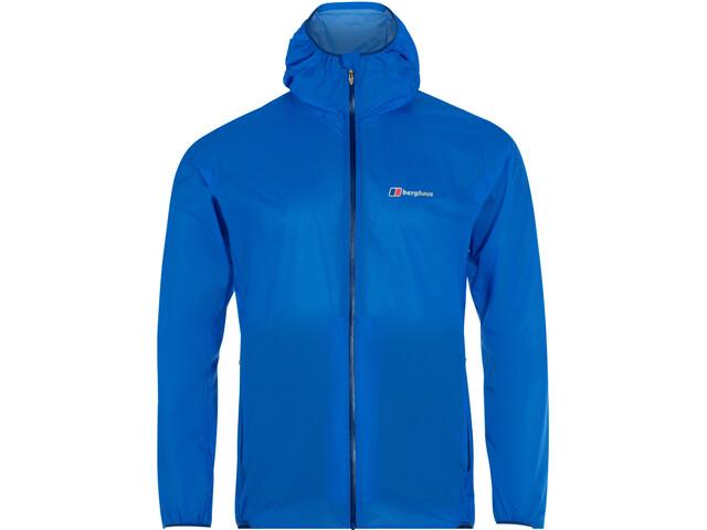 Berghaus Hyper 140 Veste shell Homme, lapis blue